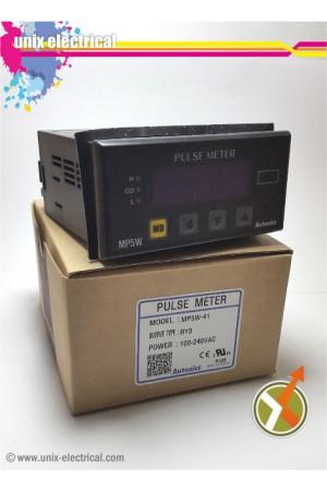 Pulse Meter MP5W-41 Autonics