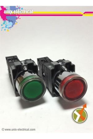 Push Button Lampu KG5-BW6 Kinogawa
