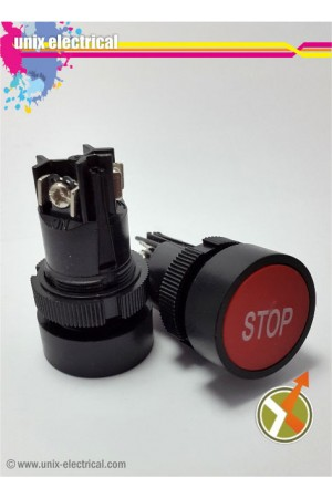 Push Button Stop Trepes model XB7