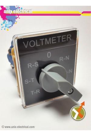 Selector Volt HJ-CS-3VC CIC