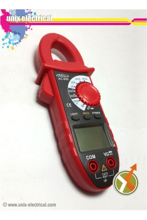 Digital Clamp Ampere AC600 Aditeg