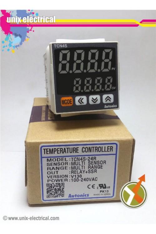 Temperature Controller TCN4S-24R Autonics