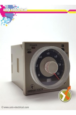 Timer Analog H3CR-A8 Omron