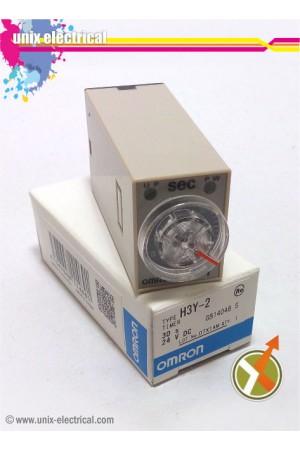 Timer Analog H3Y2 30s Omron