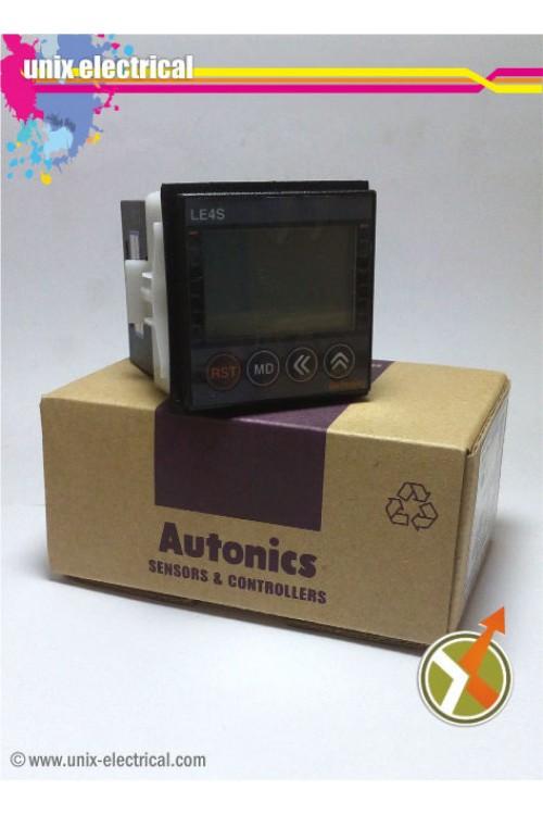 Digital LCD Timer LE4S Autonics