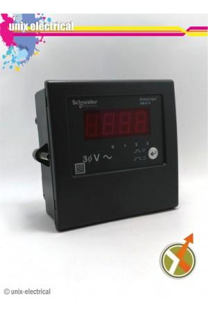 Voltmeter Digital 3P DM3210 Schneider