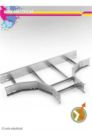 Ladder Tee Electro Galvanized
