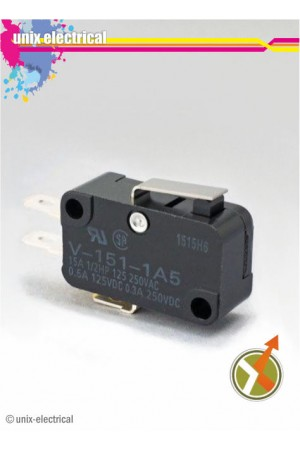 Micro Switch V-151-1A5 Omron