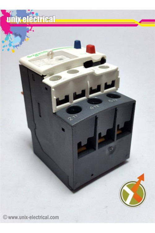 Thermal Overload Relay LRD03 Schneider Electric