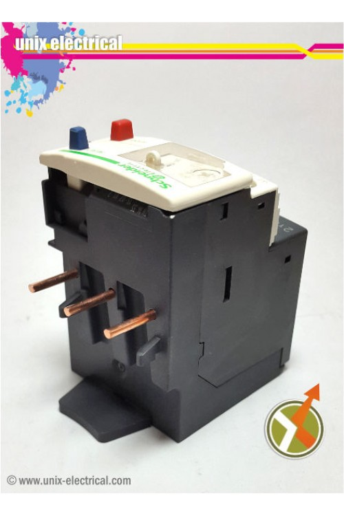 Thermal Overload Relay LRD04 Schneider Electric