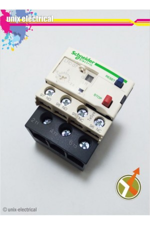 Thermal Overload Relay LRD07 Schneider Electric