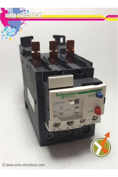 Thermal Overload Relay LRD340 Schneider Electric